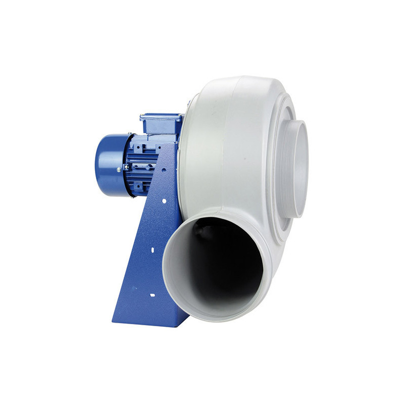 Ventilateur polyprolène pour vapeurs corrosives P Ø35T4