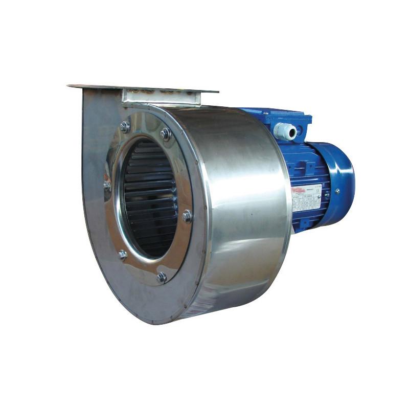 Ventilateur inox pour vapeurs corrosive BA Ø25013T2RLG