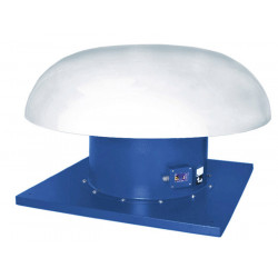 Tourelle de toiture hélicoïde HMTE Ø30M212