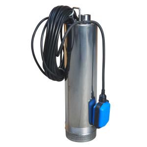 Pompe pour puits avec flotteur