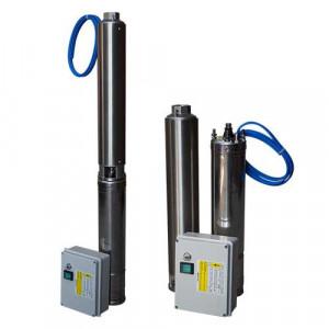 Pompe pour puits moteur monophasé 220V